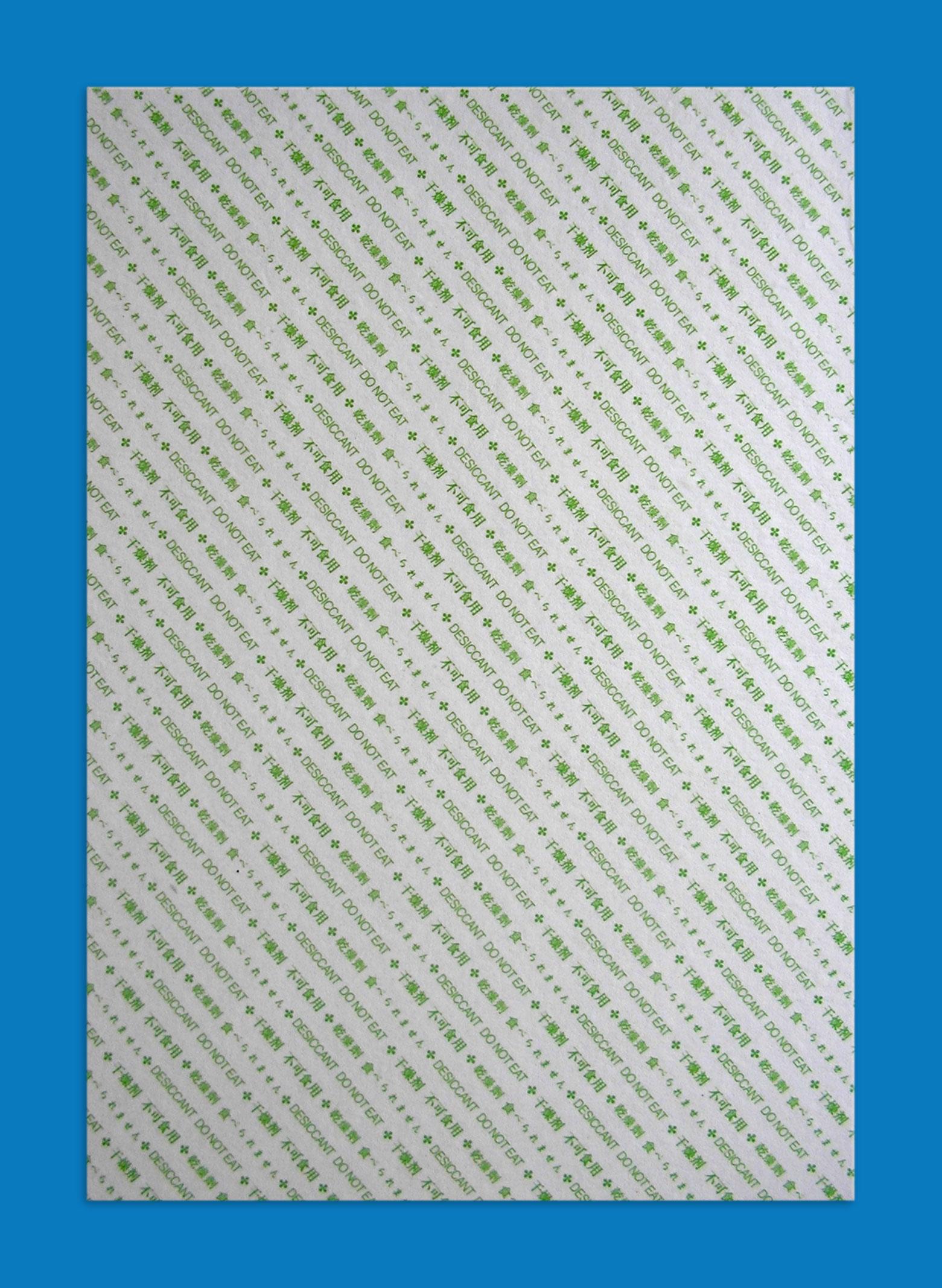 Trockenmittel-Sheet A 4